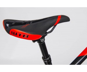 Велосипед CTM Ridge Xpert (matt black/red) 2018 года