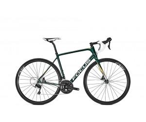 """Шоссейный велосипед Focus Paralane 105 22G 28"""" (Racing Green)"""