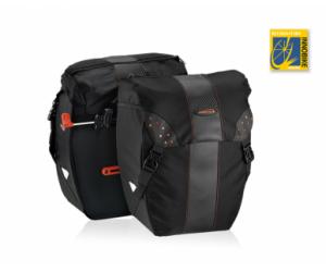 Сумка Ibera IB-BA9Set на багажник (пара)