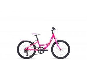 Детский велосипед CTM ELLIE (pink/violet) 2018 год фото, купить, киев, запорожье