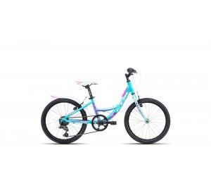 Детский велосипед CTM ELLIE (light green pearl/violet) 2018 год фото, купить, киев, запорожье