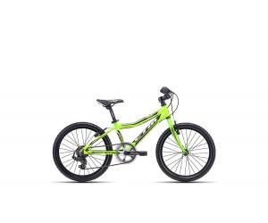 Детский велосипед CTM Jerry 1.0 (reflex green/black) 2018 год фото, купить, киев, запорожье