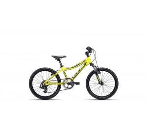 Детский велосипед CTM Jerry 2.0 (reflex yellow/black) 2018 год фото, купить, киев, запорожье