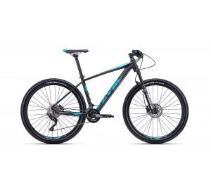 Велосипед CTM Caliber 2.0 (matt black/blue) 2018 года