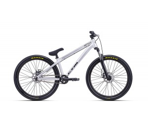 Велосипед CTM Dirt King (steel grey) 2018 года