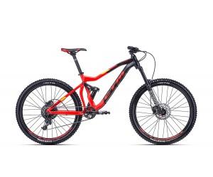 Велосипед CTM Scroll (matt red/black) 2018 года