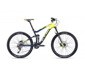 Велосипед CTM Rawer Xpert (matt petroleum/lime) 2018 года фото, купить, киев, запорожье