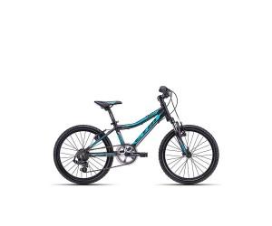 Детский велосипед CTM Jerry 2.0 (matt black/blue) 2018 год фото, купить, киев, запорожье