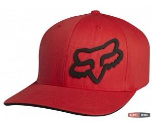 Кепка FOX Signature Flexfit Hat [RED] фото, купить, киев, запорожье