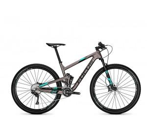 """Велосипед Focus O1E SL 22G 29"""" (Titan/Aquabluem)"""