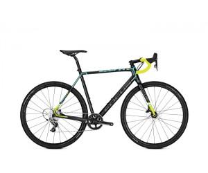Циклокросовый велосипед Focus Mares Sram Rival 1 11G 28 (Carbon/Blue/Green) фото, купить, киев, запорожье