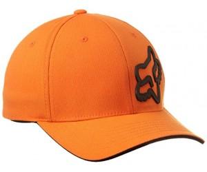 Кепка FOX Signature Flexfit Hat [Orange] фото, купить, киев, запорожье