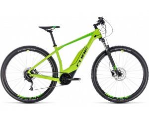 Электровелосипед Cube Acid Hybrid ONE 500 29 (green´n´black) 2018 года фото, купить, киев, запорожье