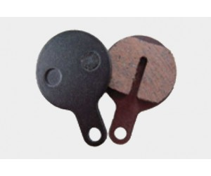 Тормозные колодки дисковые B10 Tektro Lyra/Novela/IOX (BPN-710) organic фото, купить, киев, запорожье