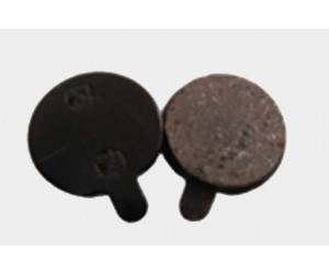 Тормозные колодки дисковые b10 ZOOM (BPN-770) organic