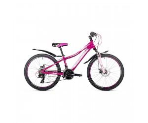 Детский велосипед Spelli CROSS Girl 24 (2018 год)