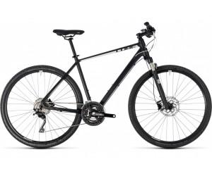 Велосипед Cube Cross Pro (black´n´white) 2018 год фото, купить, киев, запорожье