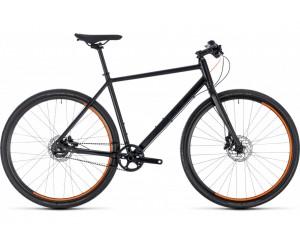 Велосипед Cube Editor (black´n´orange) 2018 год