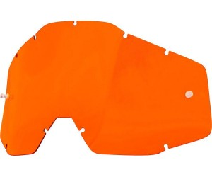 Линза к очкам 100% RACECRAFT/ACCURI/STRATA Replacement Lens Orange Anti-Fog