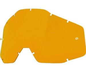 Линза к очкам 100% RACECRAFT/ACCURI/STRATA Replacement Lens Persimmon Anti-Fog