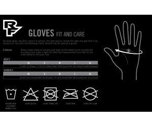 Велосипедные перчатки Race Face AGENT WINTER GLOVE