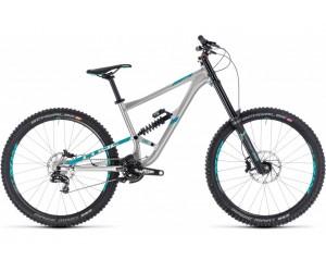 Велосипед CUBE Hanzz 190 SL 27.5 (metal´n´mint) 2018 год фото, купить, киев, запорожье