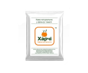Кофе натуральный в фильтр-пакете Харчі фото, купить, киев, запорожье