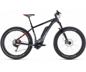 Электровелосипед Cube Nutrail Hybrid 500 (iridium´n´red) 2018 года