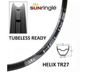 Обод SUN RINGLE Helix TR 27 26 дюймов 32 спицы фото, купить, киев, запорожье