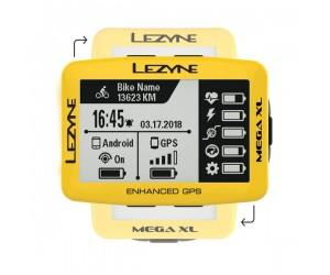 Велокомпьютер GPS Lezyne MEGA XL GPS