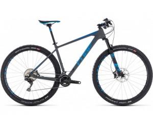 Велосипед Cube Reaction C:62 SL 29 (grey´n´blue) 2018 года