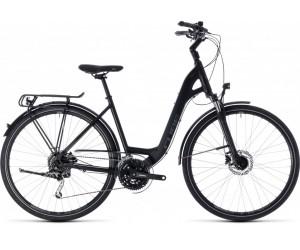 Велосипед Cube Touring EXC (black´n´grey) 2018 год фото, купить, киев, запорожье