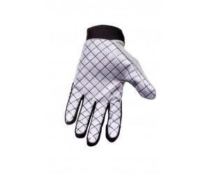 Велосипедные перчатки B10 NC-3153-2018-A gray/black