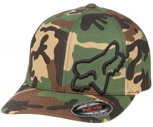 Кепка FOX FLEX 45 FLEXFIT HAT [CAM] фото, купить, киев, запорожье