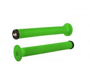 Грипсы ODI Longneck XL Single Ply Grips Lime Green (зеленые) фото, купить, киев, запорожье