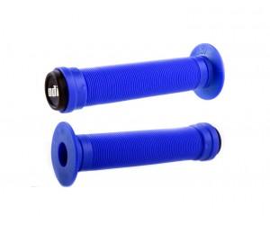 Грипсы ODI Longneck ST BMX 143mm Single Ply Bright Blue (синие) фото, купить, киев, запорожье