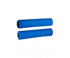 Грипсы ODI F-1 VAPOR Grips, 130mm, Blue (синие) фото, купить, киев, запорожье