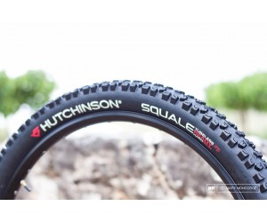 Покрышка Hutchinson SQUALE 26x2.25 TR TL