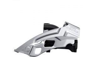Переключатель передний Shimano FD-T6000-L, DEORE 3X10, для 44/48, LOW CLAMP, TOP-SWING, DUAL-PULL хомут