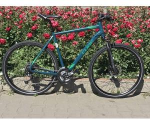 Мужской велосипед CUBE Touring фото, купить, киев, запорожье