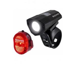 Комплект фонарей Sigma BUSTER 100 K-SET