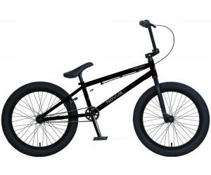 Велосипед BMX FreeAgent NOVUS Matte Black YS-728F фото, купить, киев, запорожье