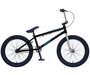 Велосипед BMX FreeAgent Vergo Matte Black YS-728F фото, купить, киев, запорожье