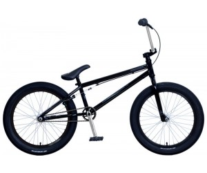 Велосипед BMX FreeAgent Lumen Black FR-15