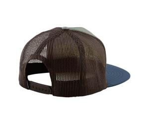 Кепка TLD Velo Snapback (green/brown)