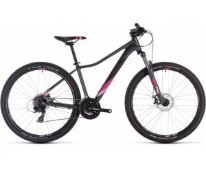 Велосипед Cube ACCESS WS 27.5 (iridium´n´berry) 2019 года фото, купить, киев, запорожье