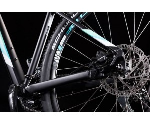 Велосипед Cube ACCESS WS 27.5 (iridium´n´berry) 2019 года