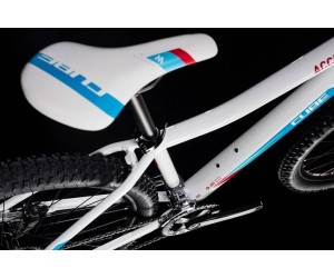 Велосипед Cube ACCESS WS WS PRO 27.5 (white´n´blue) 2019 года