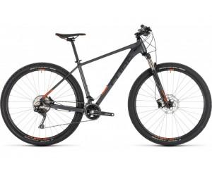 Велосипед Cube ACID 27.5 (grey´n´orange) 2019 года фото, купить, киев, запорожье