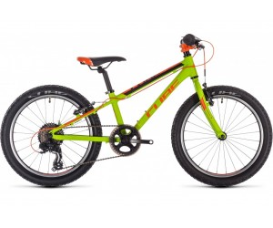 Детский велосипед Cube Acid 200 (kiwi´n´black´n´orange) 2019 год